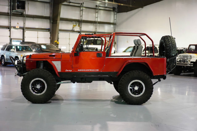 1991 Jeep Wrangler NATIONALLY RECOGNIZED