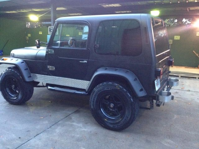 1989 Jeep Wrangler base