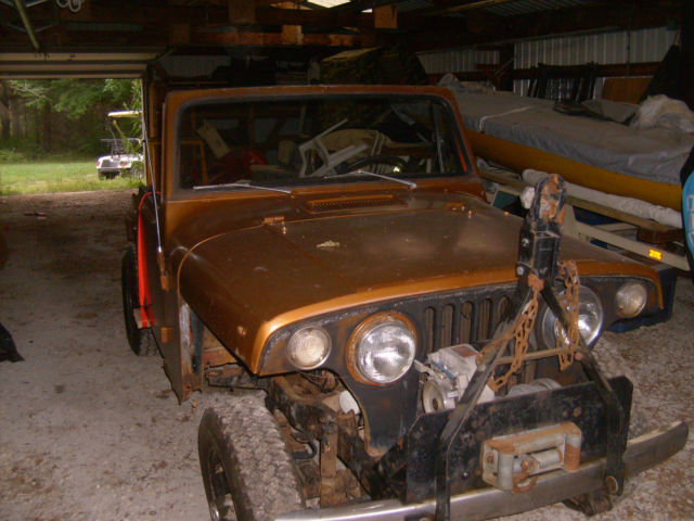 Jeepster Commander Rare Collector Restoration Wrangler