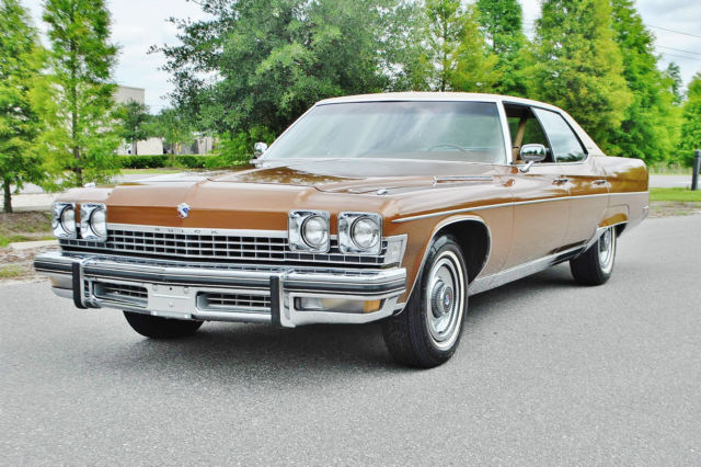 1974 Buick Electra Best original buick in U.S 848 real miles not over