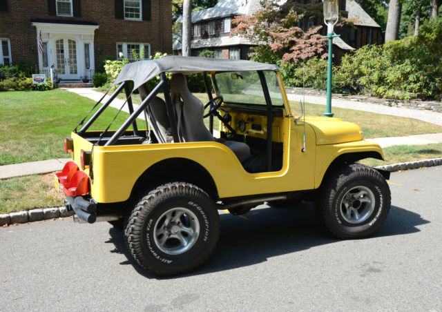 Kaiser Willys 1964 Jeep Cj5 With Custom Chevy 350 Engine For Sale