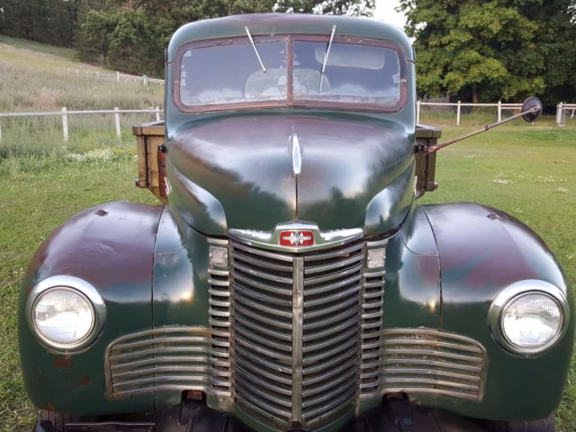1947 International Harvester Other Montana Barn Find