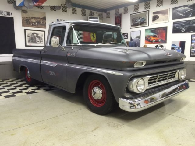 1962 Chevrolet C-10 short box