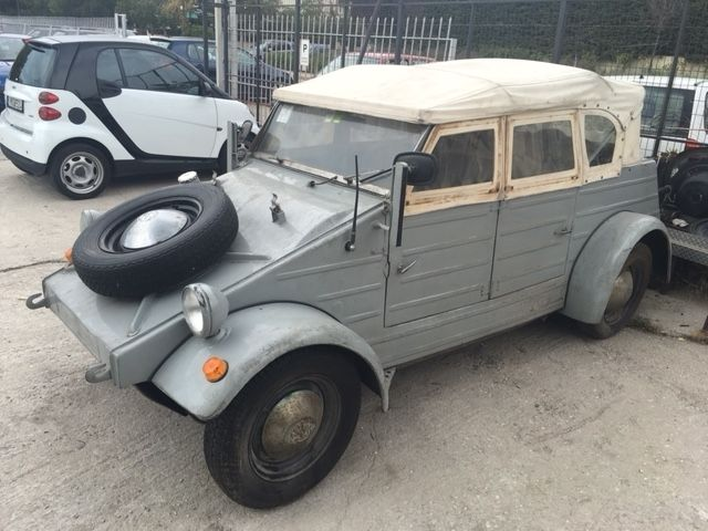 Classic Cars For Sale In Greece: Kubelwagen Type82 For Sale: Photos, Technical