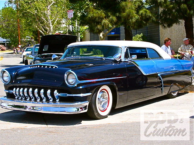 1954 Mercury Other Coupe