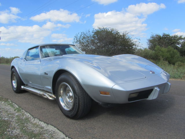 1976 Chevrolet Corvette T-Top Coupe