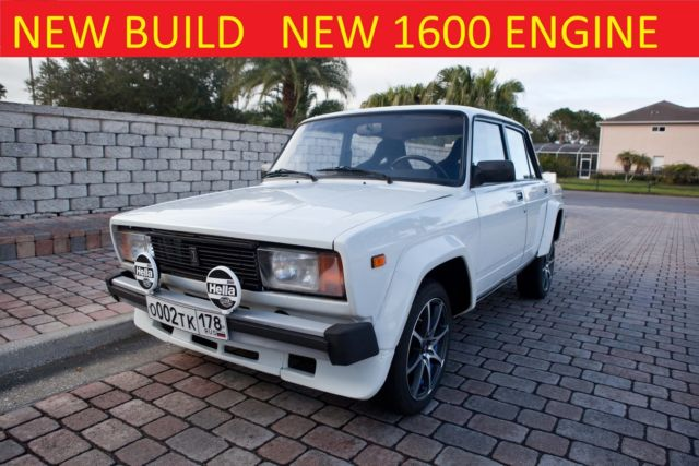 1984 Other Makes LADA 2105  VIN XTA210510E0575022 LADA / VAZ 2105