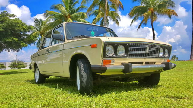 1983 Other Makes LADA 21061 1500S