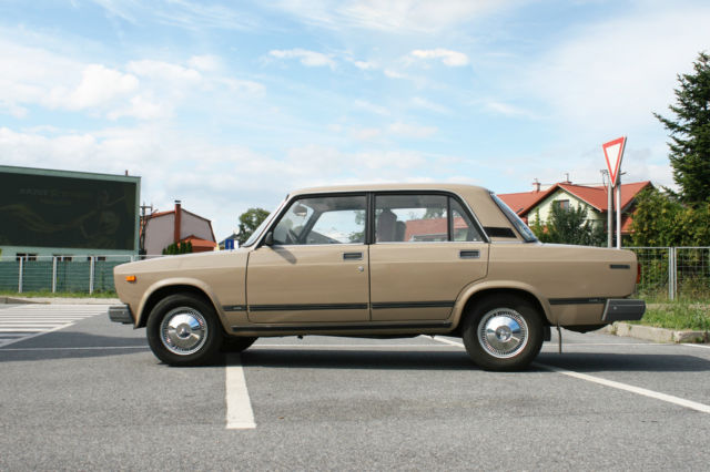 1985 Other Makes Lada 2107 VAZ 2107 CCCP / USSR / Russian car