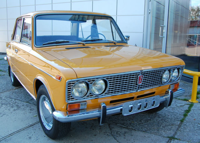 1978 Other Makes Lada 2103
