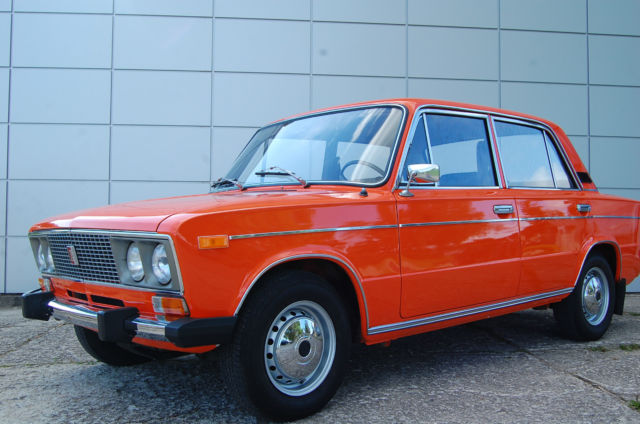 1978 Other Makes Lada 2106