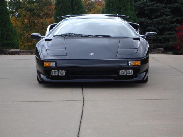 Lamborghini Diablo Vt For Sale Photos Technical Specifications