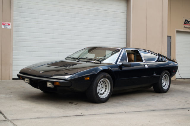 Lamborghini Urraco For Sale Photos Technical Specifications