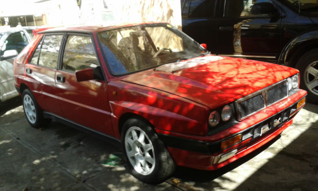 1991 Lancia Other HF