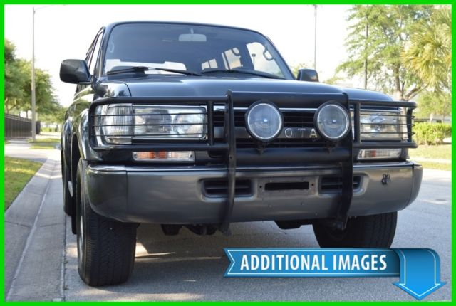 1993 Toyota Land Cruiser FJ80 - CLEAN FL TRUCK - 4WD - FREE SHIPPING SALE!