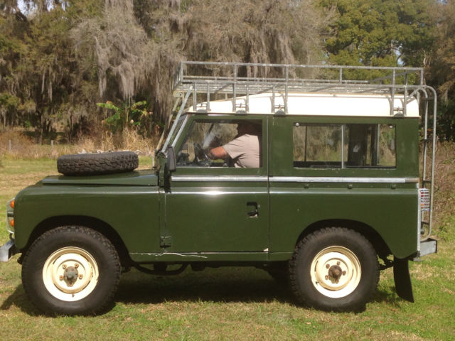1974 Land Rover Series Pickup
