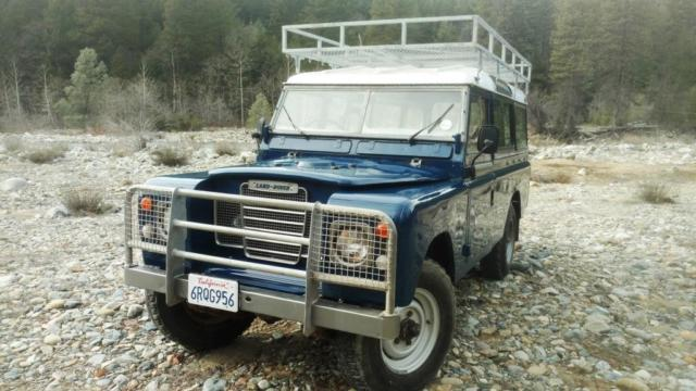 1975 Land Rover Other