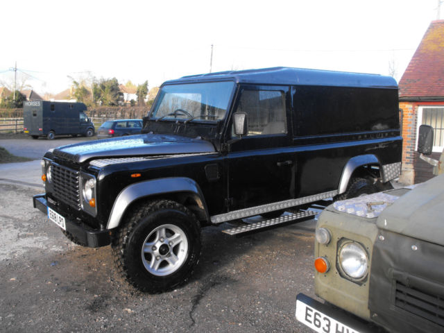 1980 Land Rover Defender