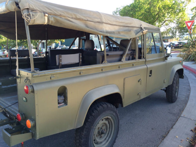 land rover defender 110 british military diesel ex mod tiki for sale photos technical. Black Bedroom Furniture Sets. Home Design Ideas