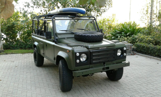 Land Rover Defender Defender Ex Show Car In Jupiter FL For - Car show jupiter fl