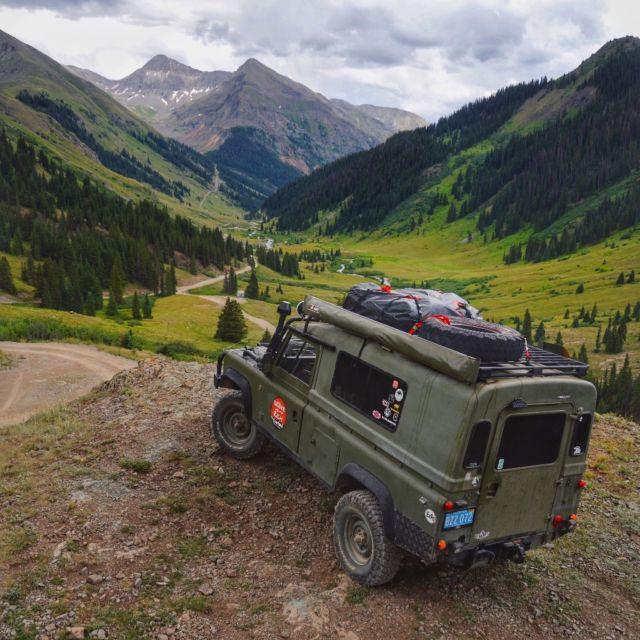 Land Rover Defender 110 Slimline Ii 3 4 Roof Rack Kit: Land Rover Defender 110 Ex Mod For Sale: Photos, Technical