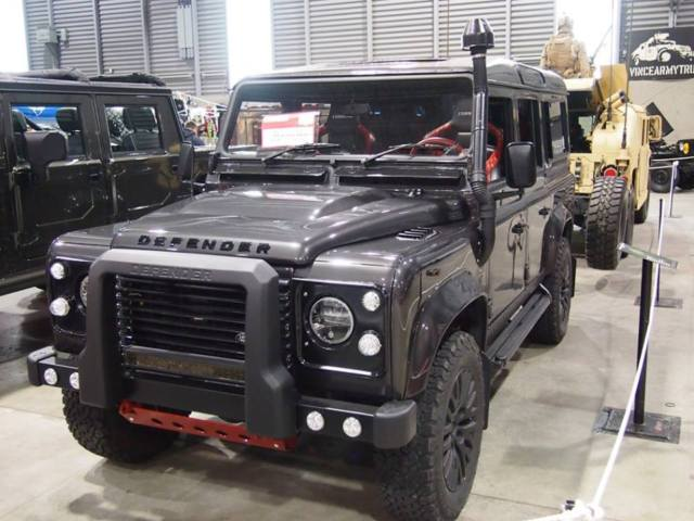 Defender 110 For Sale >> Land Rover Defender 110 Restaured For Sale Photos Technical