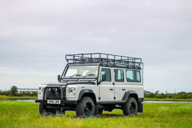 1991 Land Rover Defender 110 Station Wagon