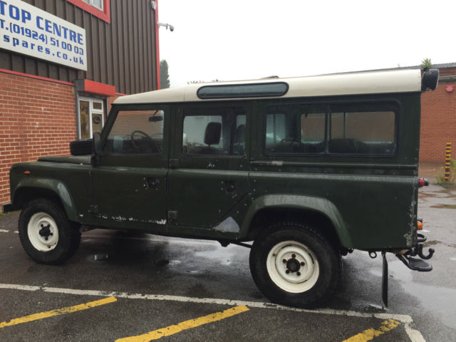 1984 Land Rover Defender CSW