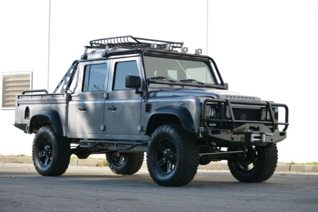 1985 Land Rover Defender 130