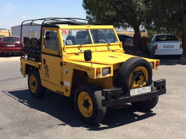 1982 Land Rover Defender