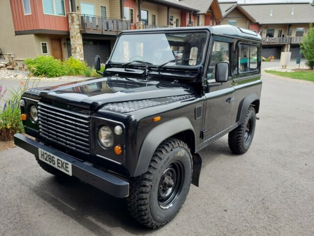 1990 Land Rover Defender Soft Top