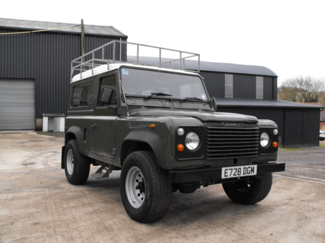 1980 Land Rover Defender Station Wagon