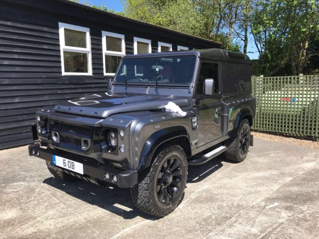 1992 Land Rover Defender FULL LEATHER