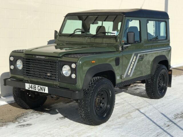 1991 Land Rover Defender Defender 90 TDi Right Hand Drive