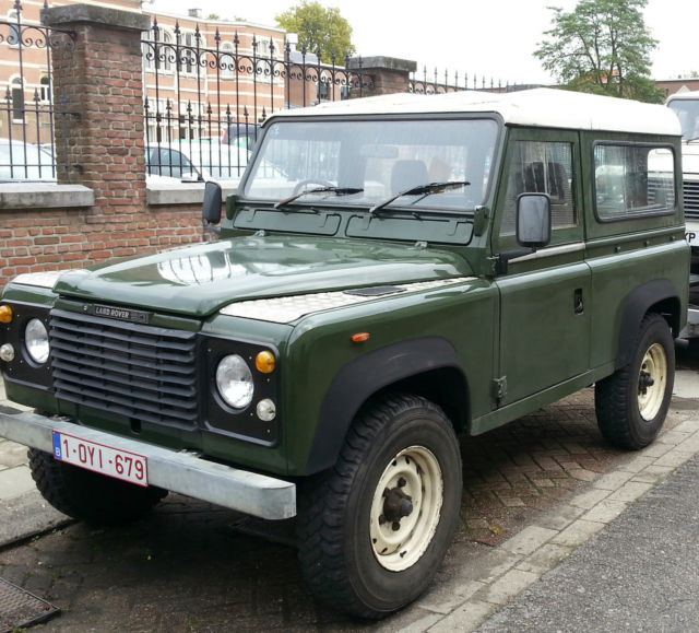 Land Rover Defender 90 The Real Deal , 100% Rust Free