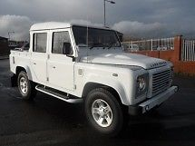 1980 Land Rover Defender Double Cab