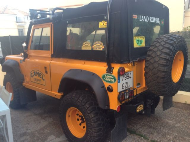 Land Rover Defender1986 Camel Trophy Tribute Lhd Http Youtu Be Ym4wbtclul0 For Sale Photos