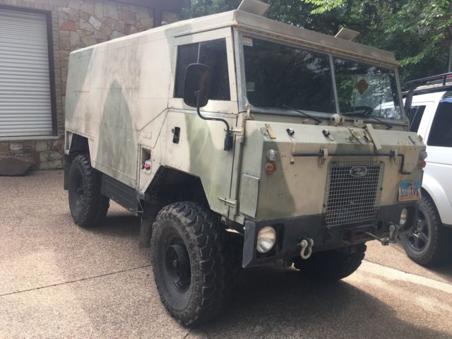 Land Rover FC 101 for sale: photos, technical specifications ...