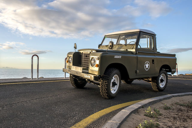 1975 Land Rover Other Pickup