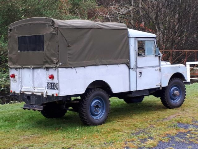 "1956 Land Rover Other 107"" pick up"