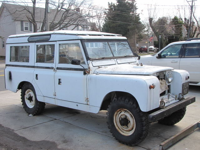 1960 Land Rover Other LWB 109 STATION WAGON