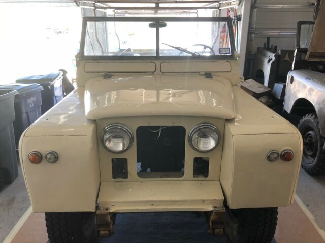 1964 Land Rover Series 2A 109""