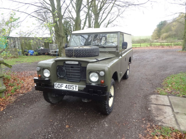 1978 Land Rover Defender