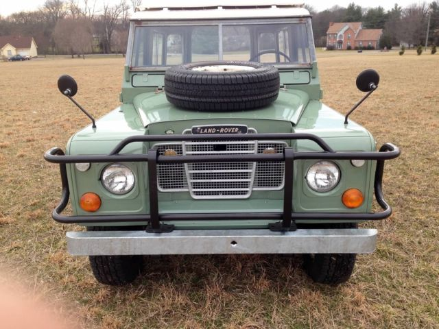 1972 Land Rover Series 3 88