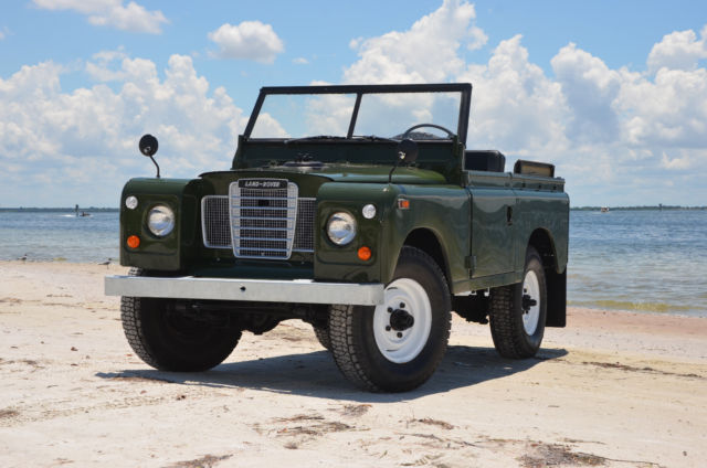 Land Rover Series 3 Pre Defender For Sale Photos