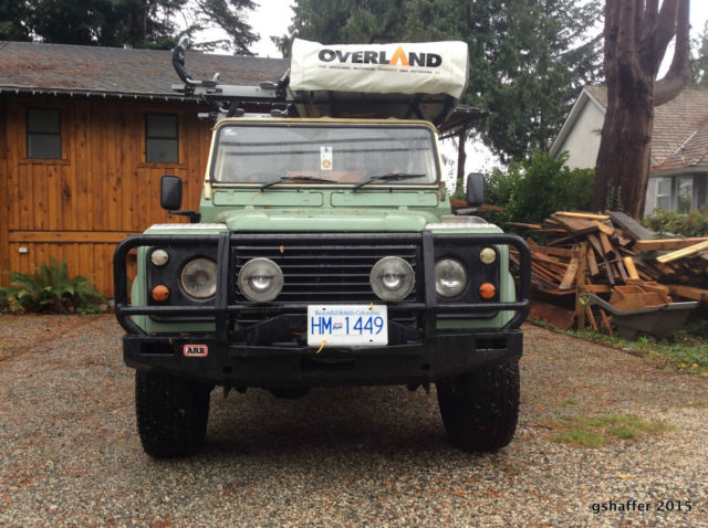 Landrover Defender 90 110 130 4x4 off road Land rover for sale: photos, technical specifications, description
