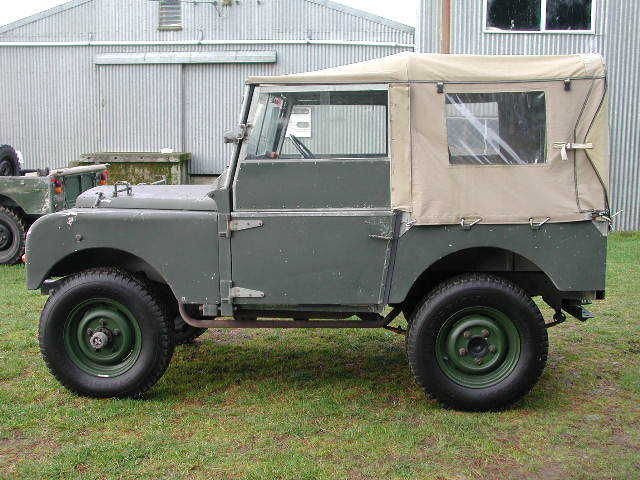 1952 Land Rover Other SWB