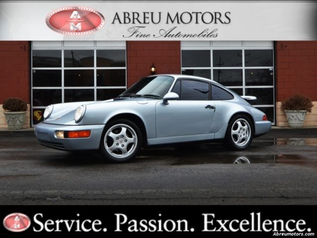 1994 Porsche 911 Carrera 2 Coupe