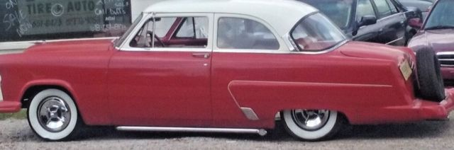 1954 Ford Customline cool