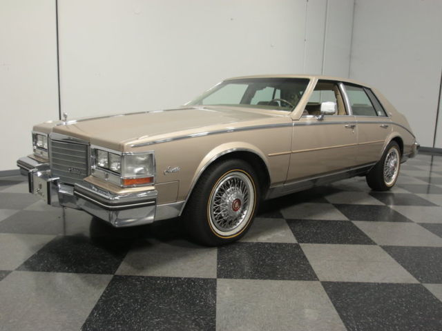 1985 Cadillac Seville Base Sedan 4-Door